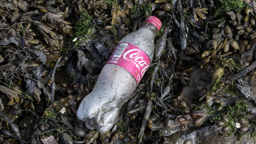 Los envases de plástico ofrecen algunos beneficios pero también son una fuente enorme de contaminación.