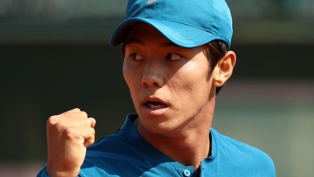 Wimbledon 2018: Deaf player Lee Duck-hee aiming to qualify