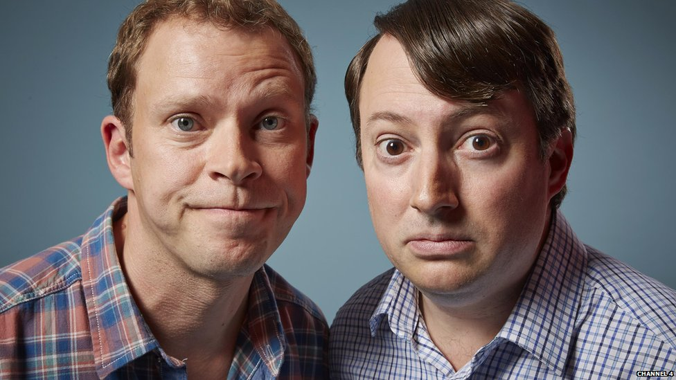 Is there going to be a third attempt to make an American Peep Show?