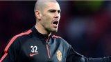 Manchester United keeper Victor Valdes