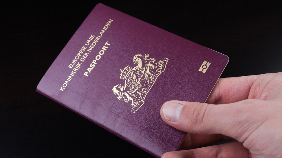 First Dutch gender-neutral passport issued