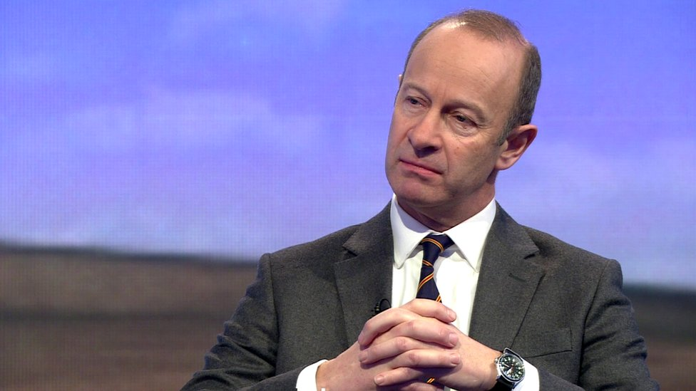 UKIP leader Henry Bolton hit by ruling body 'no confidence' vote