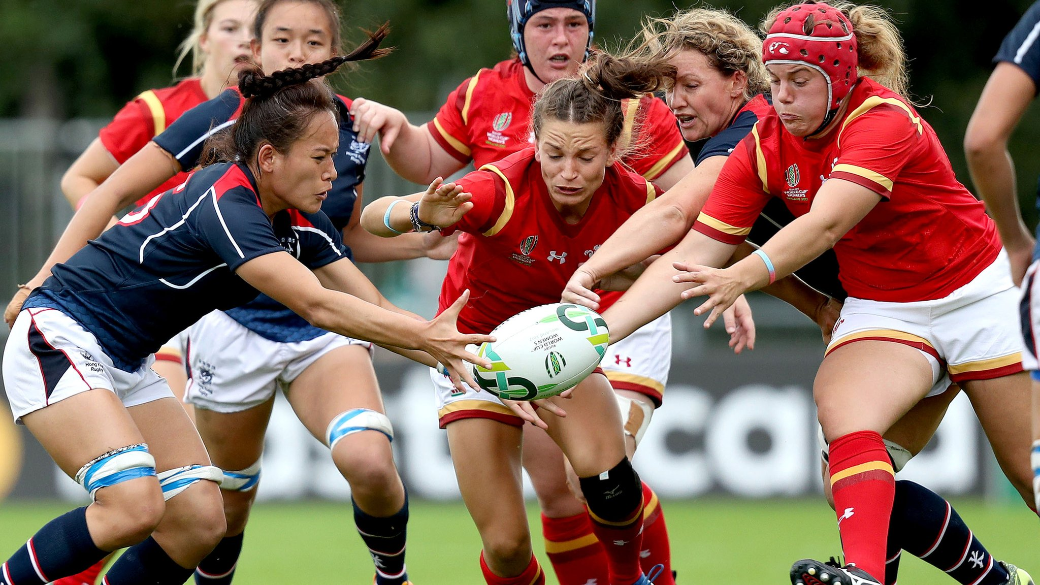 Wales see off spirited Hong Kong