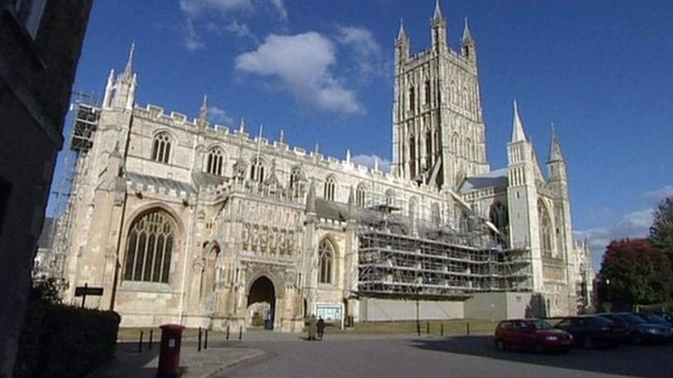 Historic Gloucester Cathedral