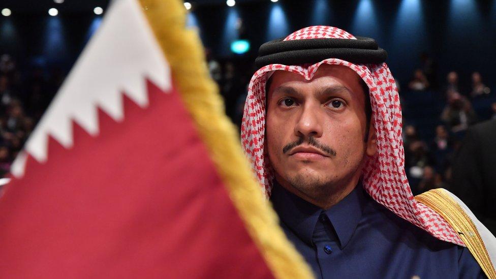 """""""لا توجد مساعٍ لحل الأزمة الخليجية إلا من واشنطن"""""""