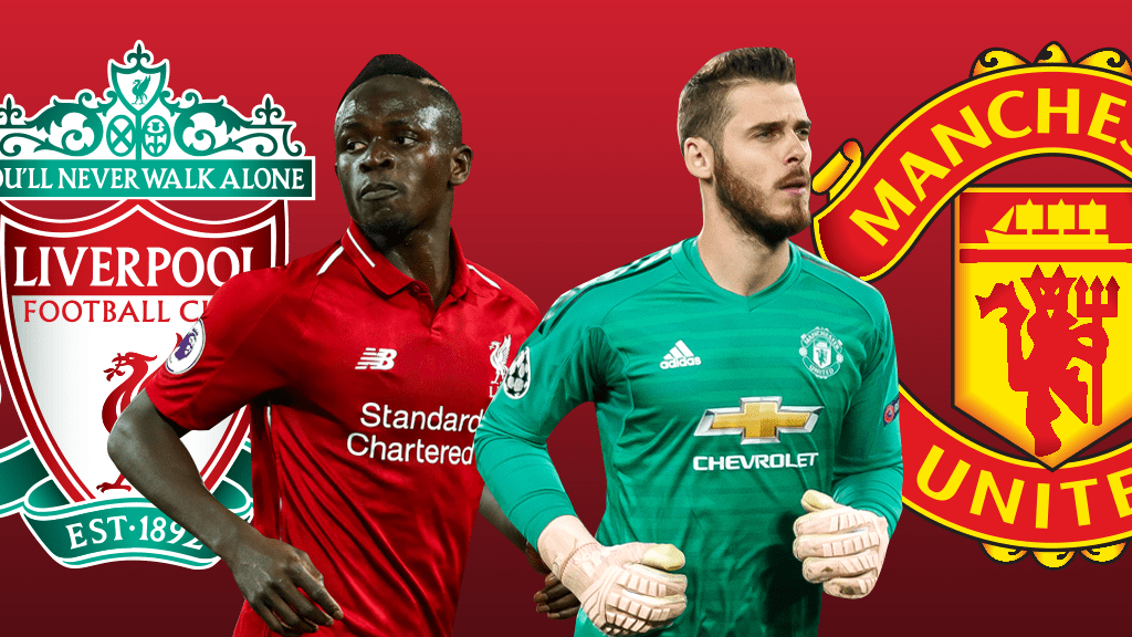 Liverpool v Manchester United: Pick your combined XI