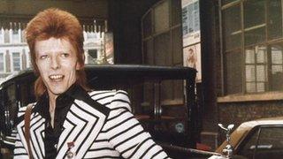 Bowie statue surpasses £100k target