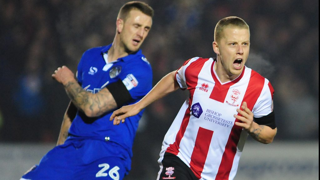 FA Cup: Lincoln City 3-2 Oldham Athletic highlights