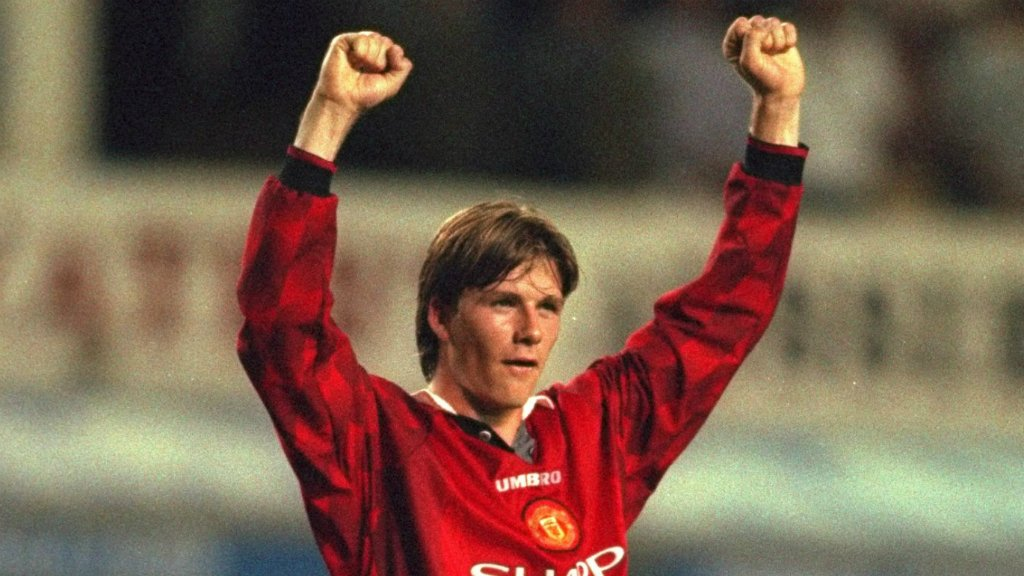 Beckham, Berbatov, Keane, Tevez, Pavlyuchenko: Five great Man Utd v Tottenham FA Cup goals