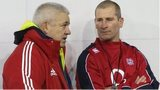 Warren Gatland and Stuart Lancaster