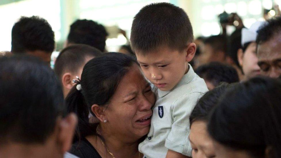 Ko Ni: Gunman gets death penalty in murder of Myanmar lawyer