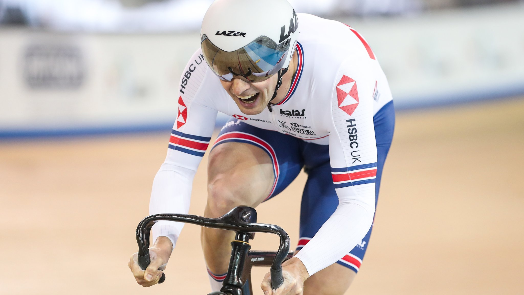 UCI Track World Cup: Jason Kenny feeling benefits of extended break