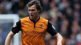 Wolves midfielder Kevin McDonald