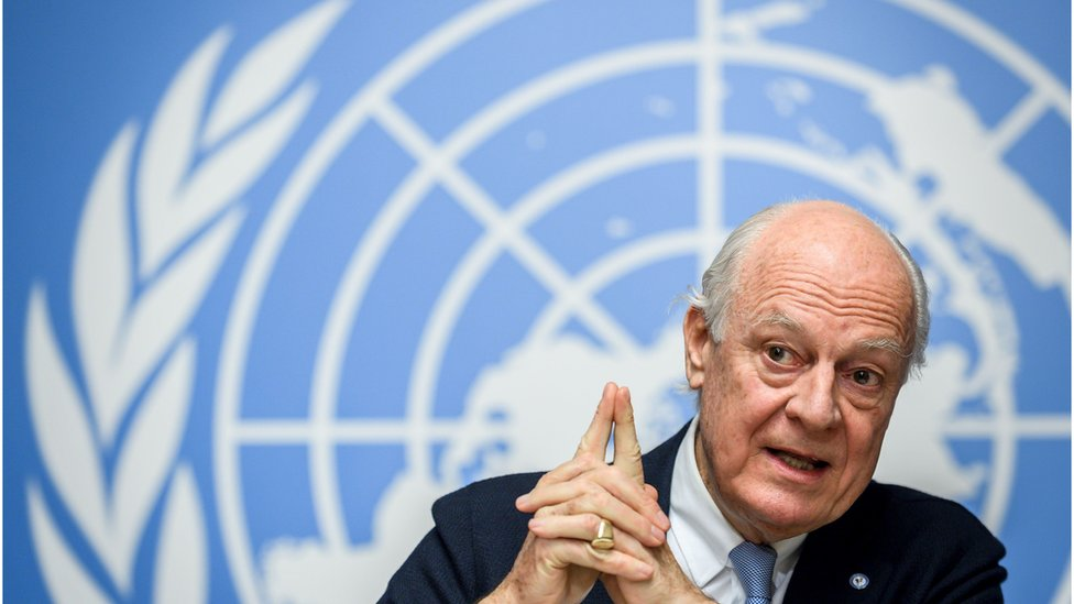 """الأمم المتحدة: دمشق """"أضاعت فرصة ذهبية"""" في مفاوضات جنيف"""