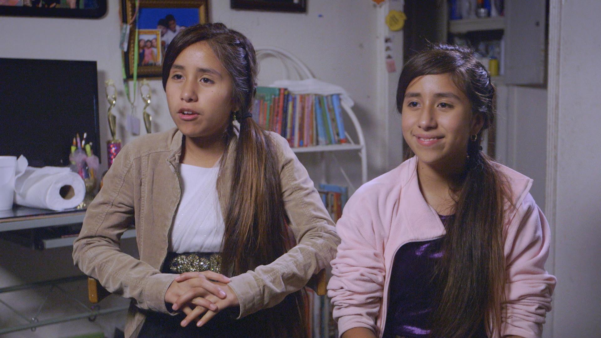 Las gemelas Duarte.