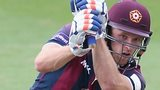 Northants' David Willey