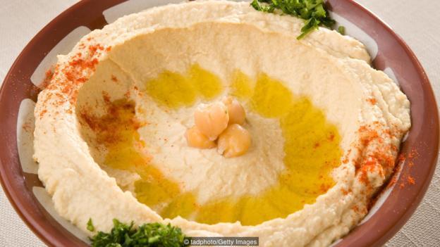 El humus se consume en todo Medio Oriente y se ha popularizado en la cocina occidental.