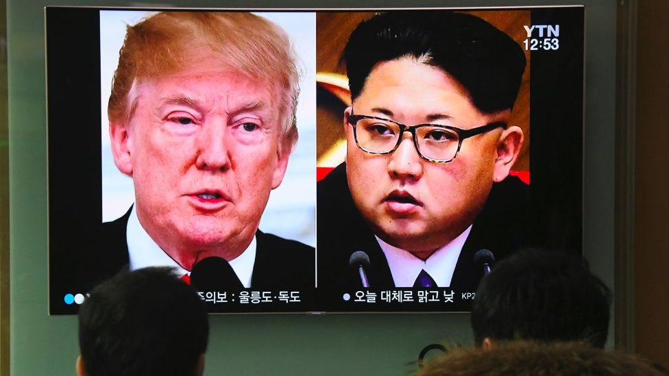 North Korea says sanctions did not push it to seek US talks