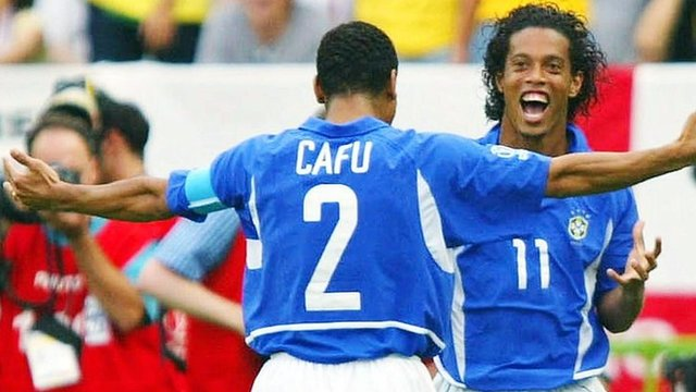 On this day: Ronaldinho's free-kick deceives England's David Seaman