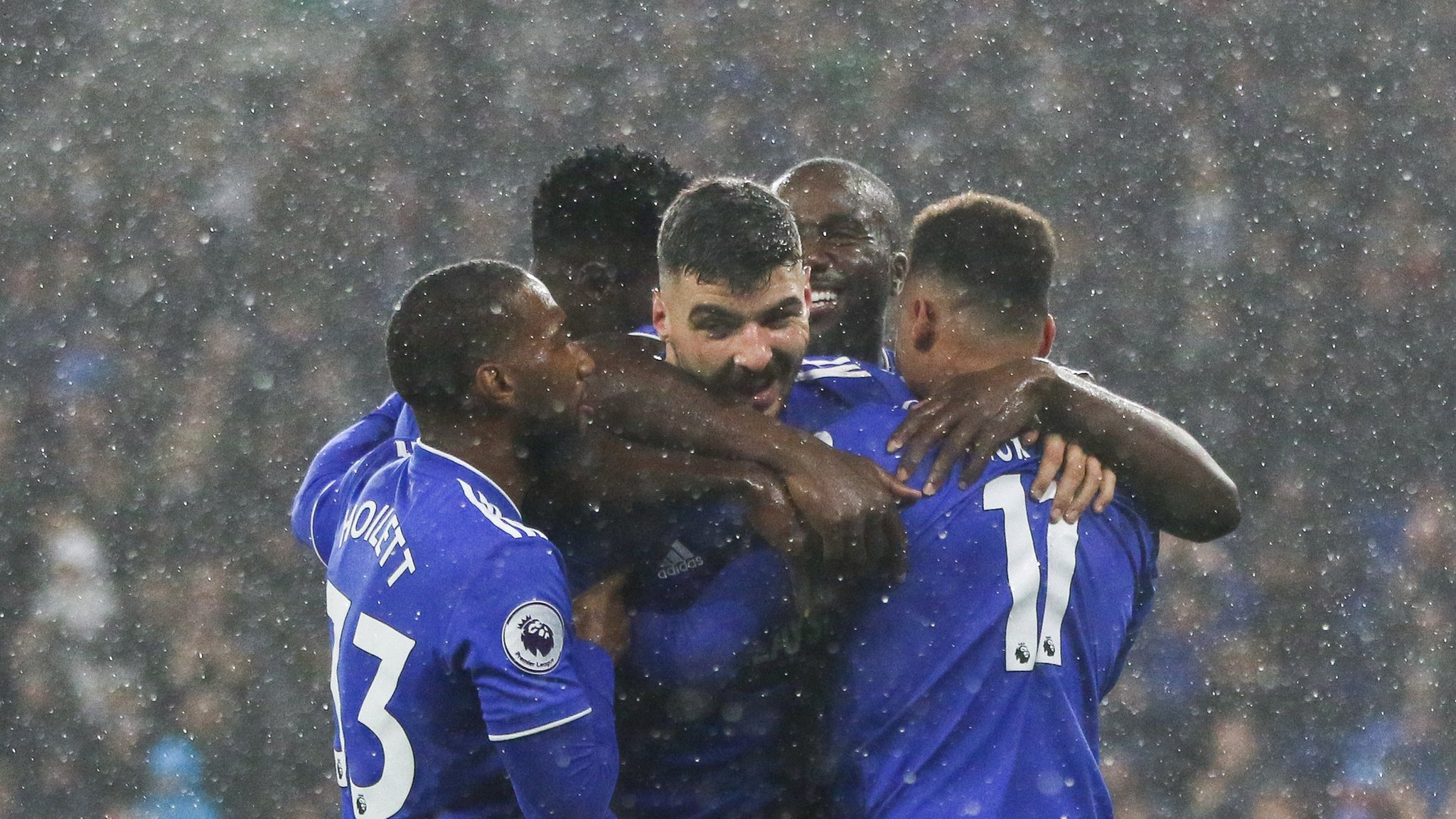 Callum Paterson: Neil Warnock praises Cardiff's makeshift striker
