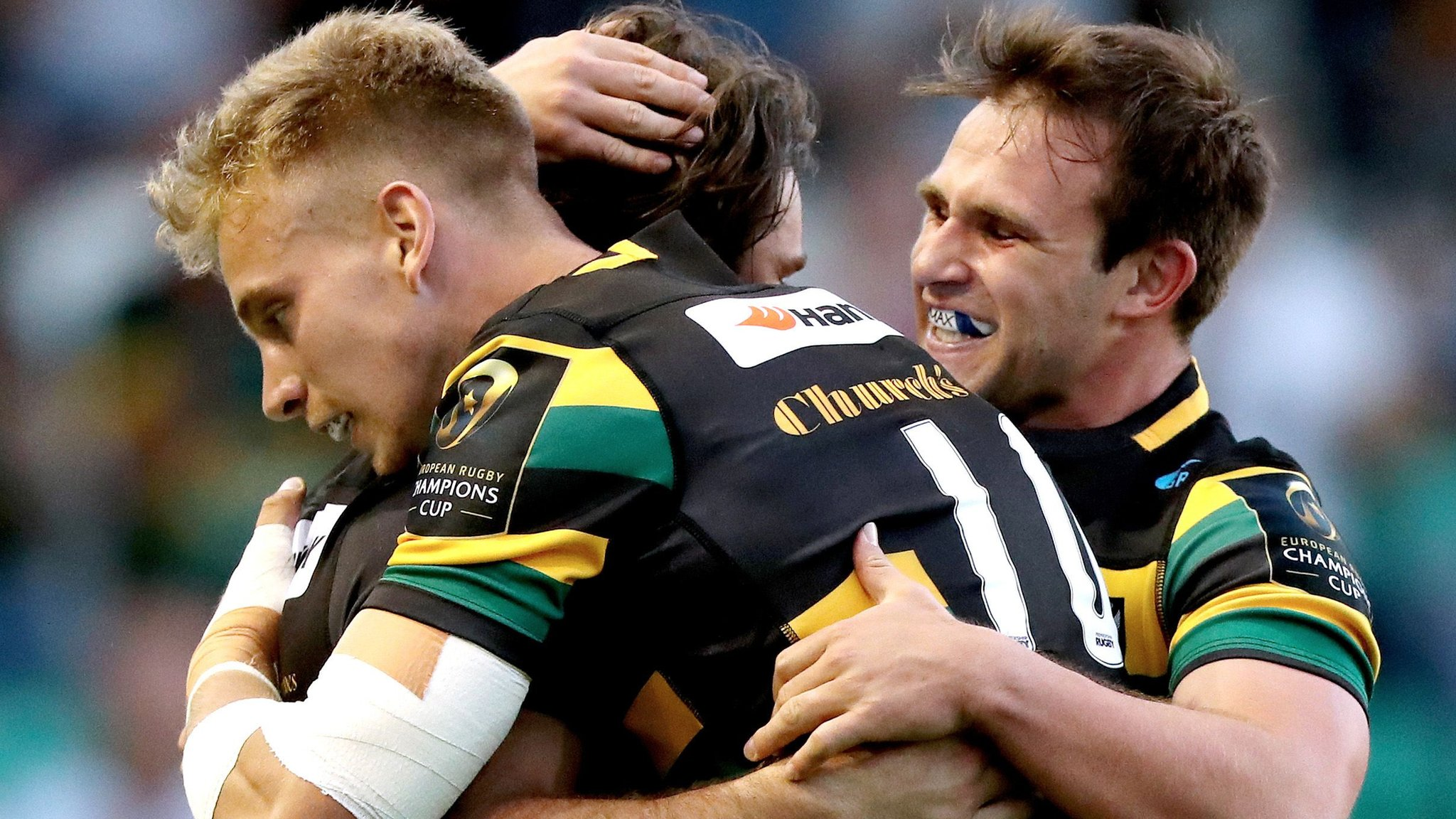 Saints clinch Champions Cup spot with dramatic late win over Stade