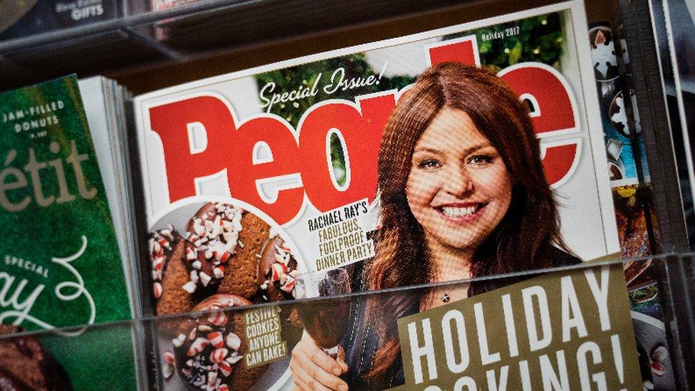 Por su circulación y ventas de publicidad, la revista People ha sido clave para los negocios de su editora Time Inc.