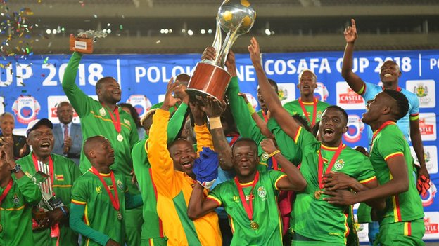 2019 Cosafa Cup: Zimbabwe pulls out of hosting southern African championship