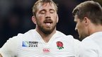 England let country down - Robshaw
