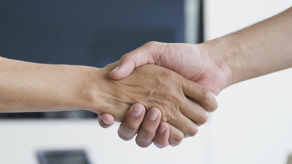 Muslim couple denied Swiss citizenship over no handshake   BBC