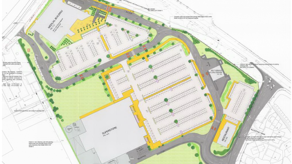 Londonderry retail development plans are approved