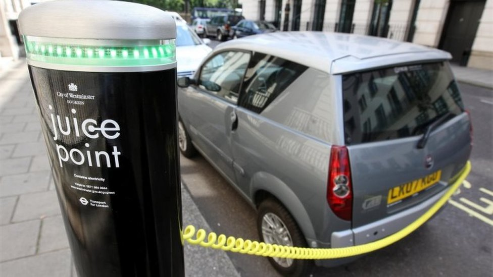 Electric cars: Charge points could be requirement in new build homes
