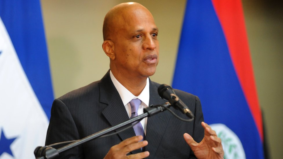 Prime Minister of Belize Dean Barrow