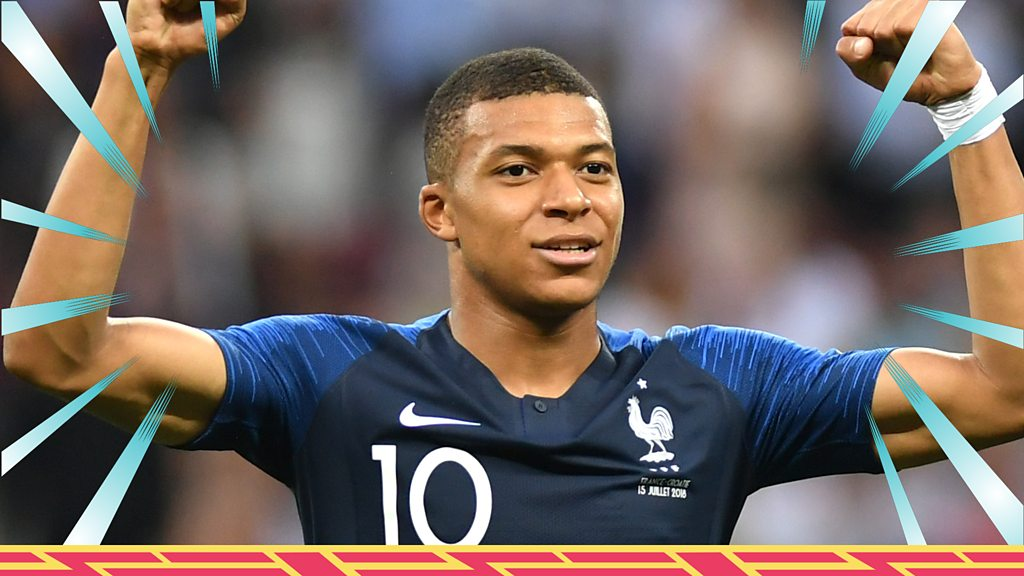 Watch highlights as France win the World Cup