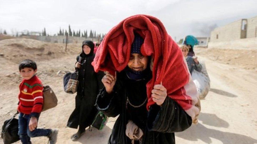 فارون من الغوطة