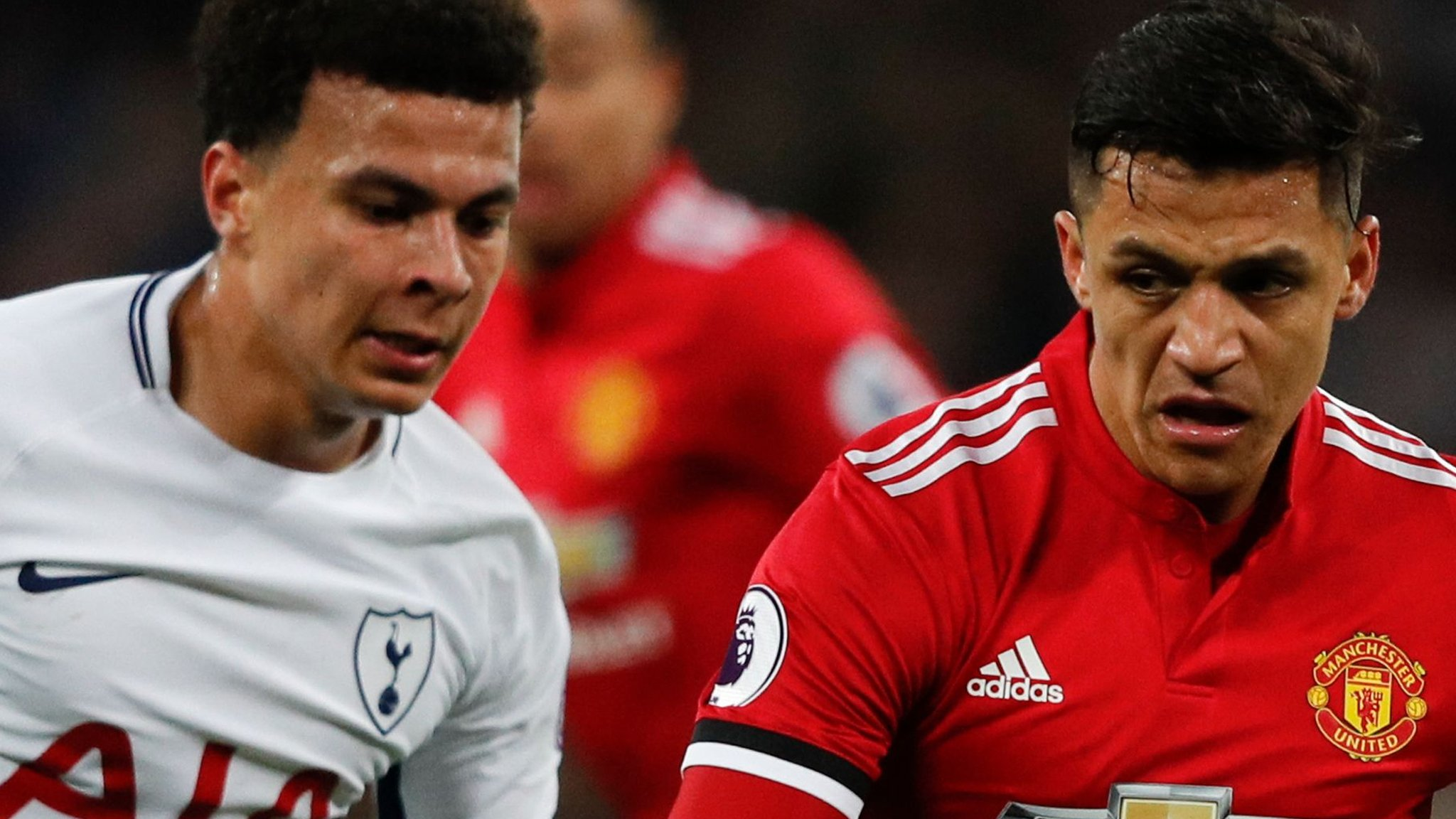 Man Utd v Tottenham FA Cup semi-final live on BBC