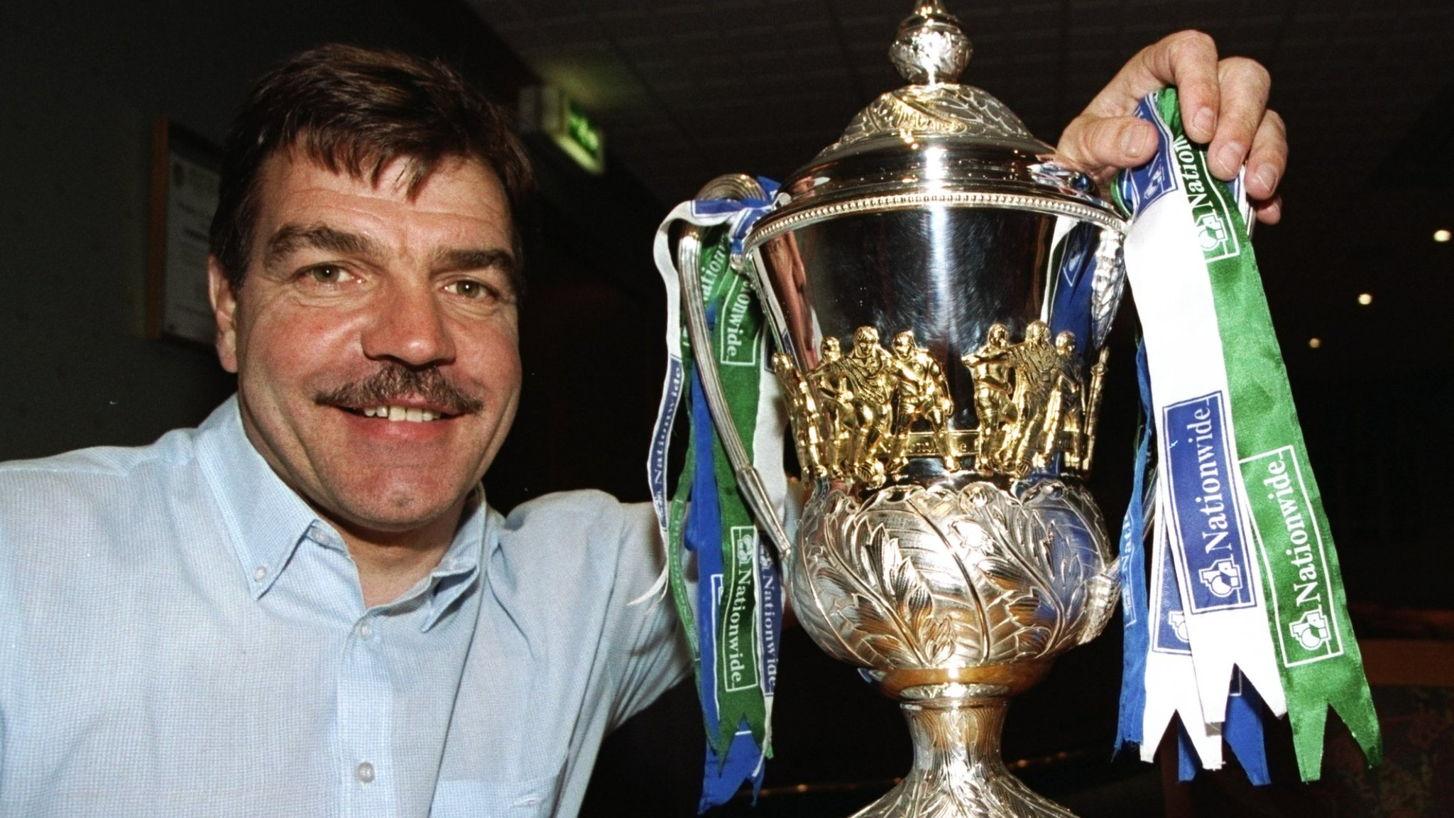 Sam Allardyce: Sheep testicles and toilet races - the England manager's early years