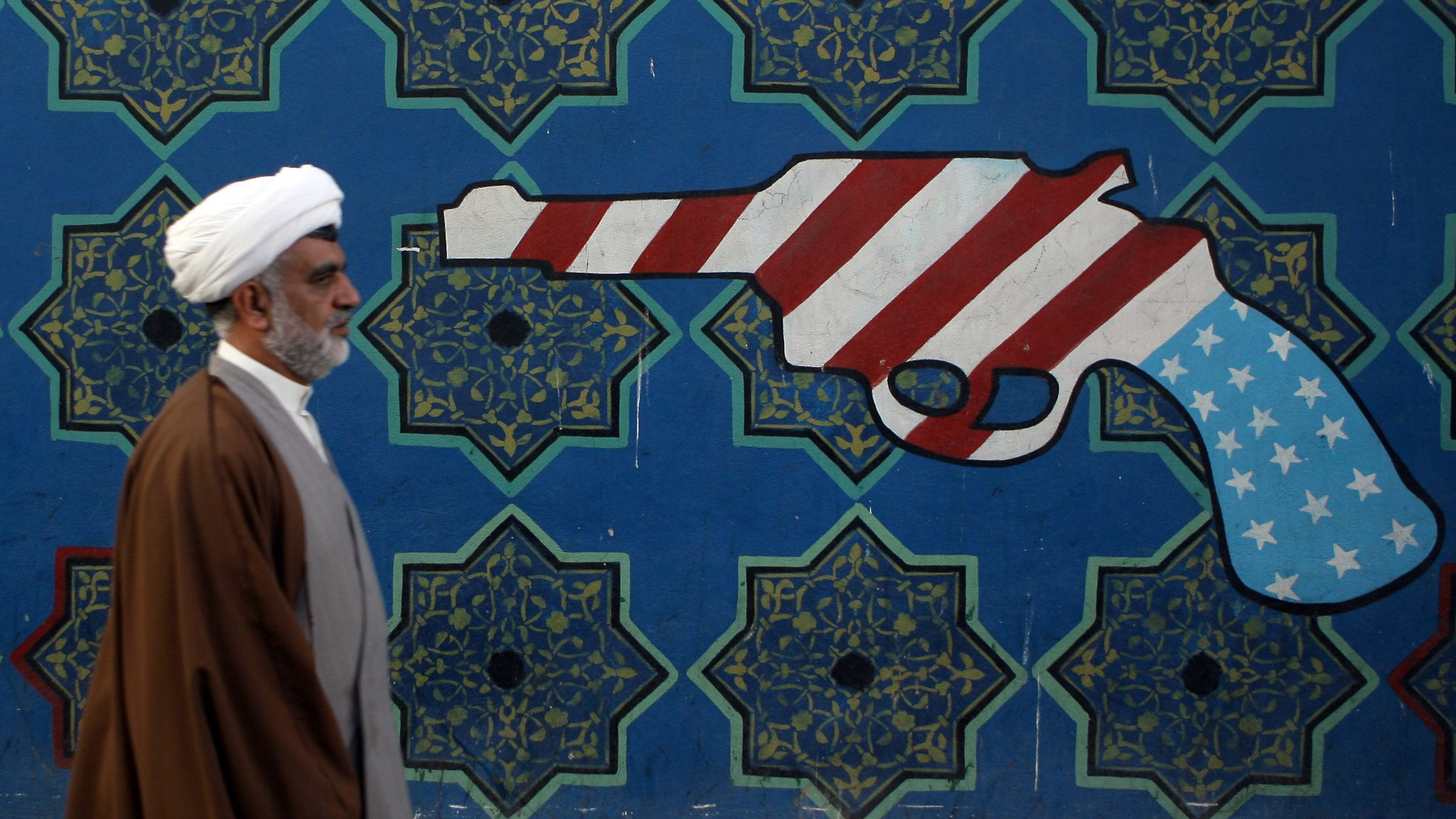 US vows 'strongest sanctions in history' on Iran