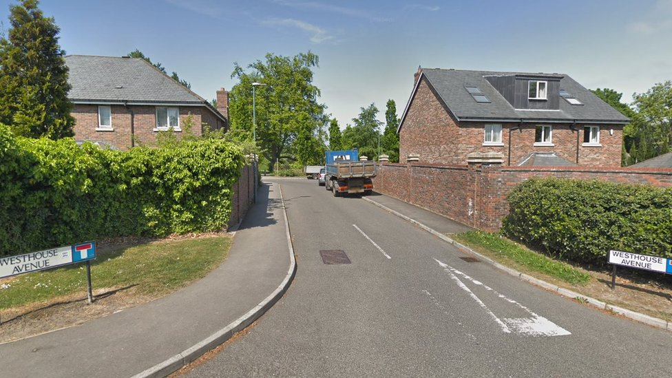 Masked men raid praying woman's Durham home