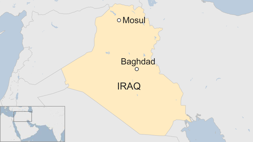 Baghdad checkpoint hit by deadly car bomb attack