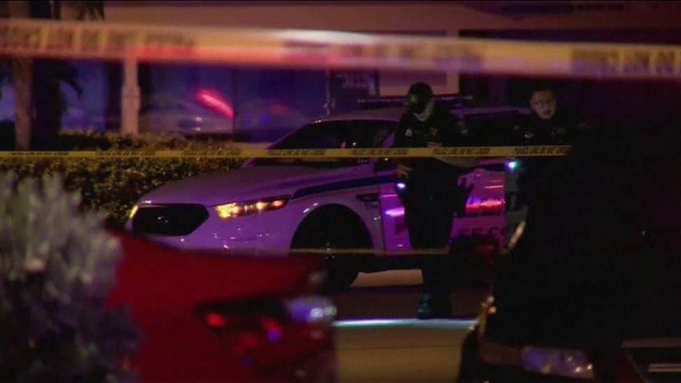 Florida nightclub shooting: Two dead and 16 injured in Fort Myers