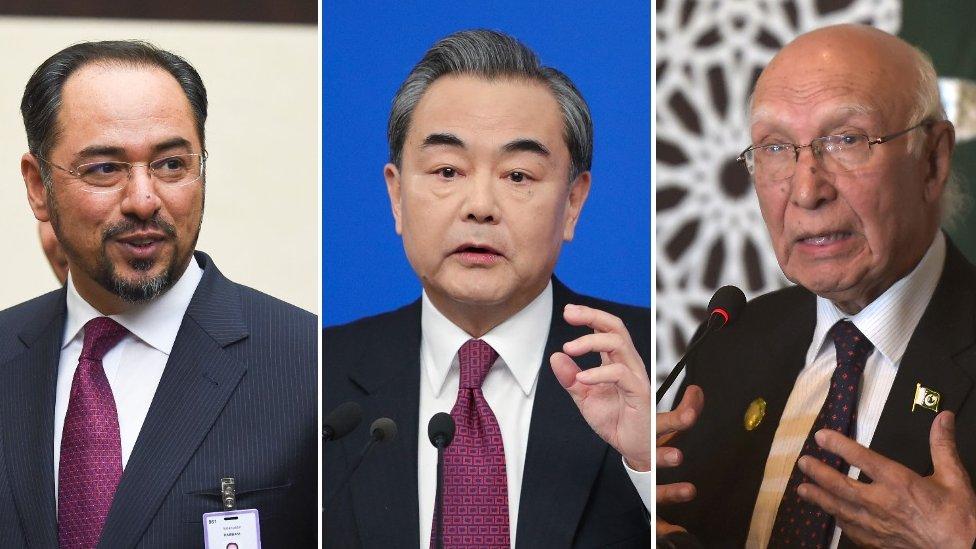 توافق افغانستان و پاکستان برای مدیریت بحران با میانجیگری چین
