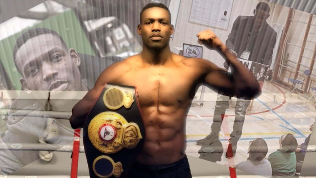 Richard Riakporhe: From near-death to boxing champion
