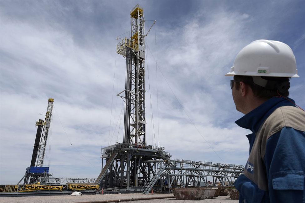 La producción de gas no convencional aumentó en un 78% desde que asumió Macri, en 2015, lo que da esperanzas al gobierno de recuperar el autoabastecimiento y volver a exportar. (Foto: La Nación)