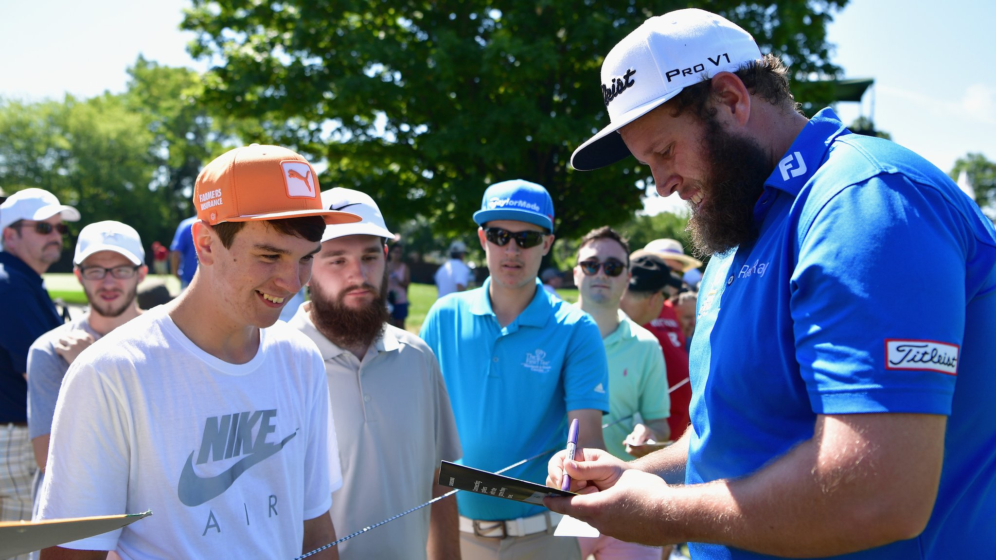 US PGA Championship: Andrew 'Beef' Johnston keen to find 'right balance'