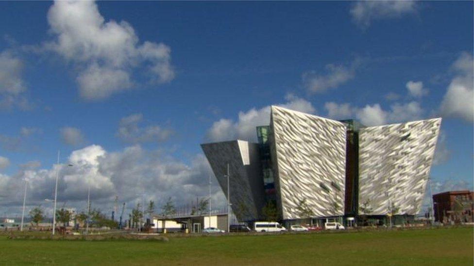Belfast bids for Unesco 'city of music' status
