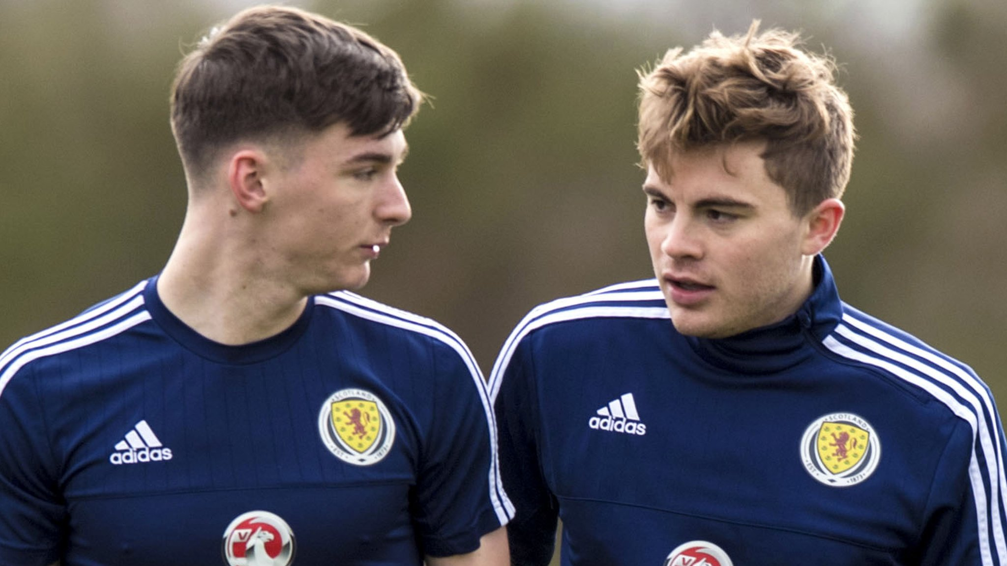 Forrest in, Tierney out - your Scotland XI to face Israel