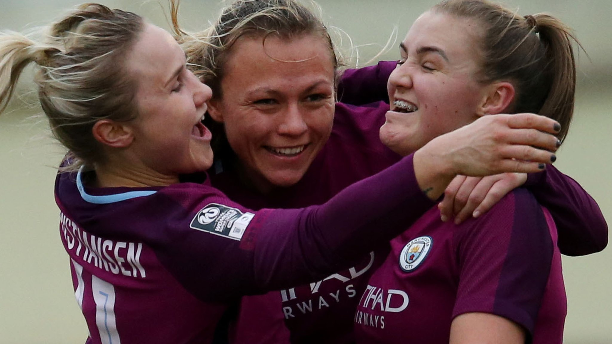 Women's FA Cup: Manchester City reach quarter-finals with extra-time win