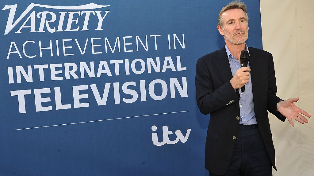ITV chief executive Adam Crozier steps down