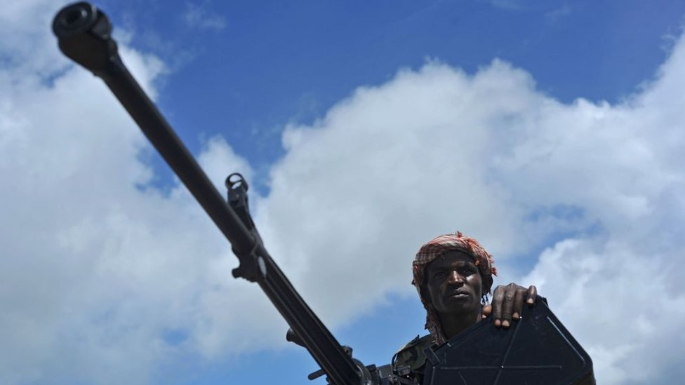 How the US has stepped up its war in Somalia