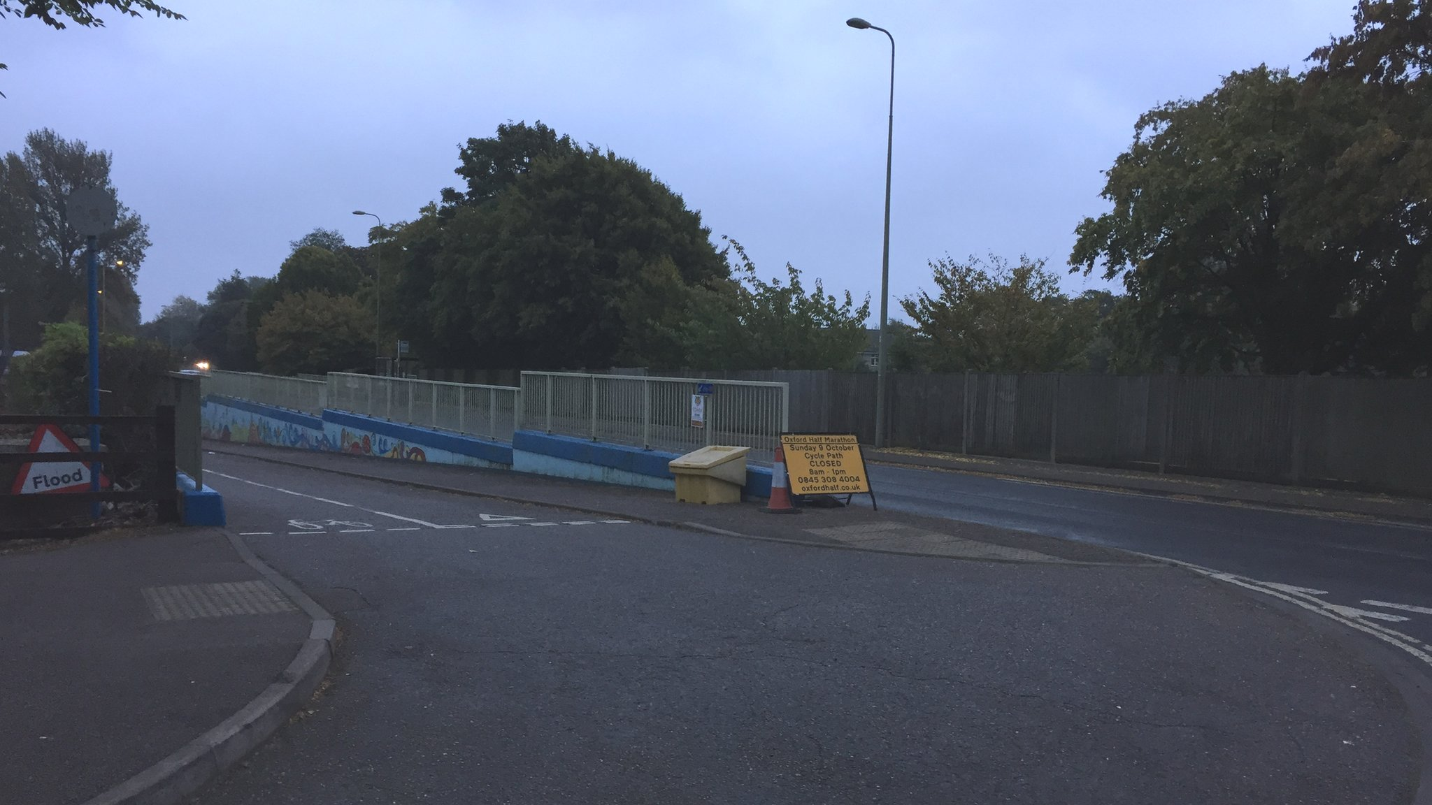 Girl abducted walking to school in Oxford
